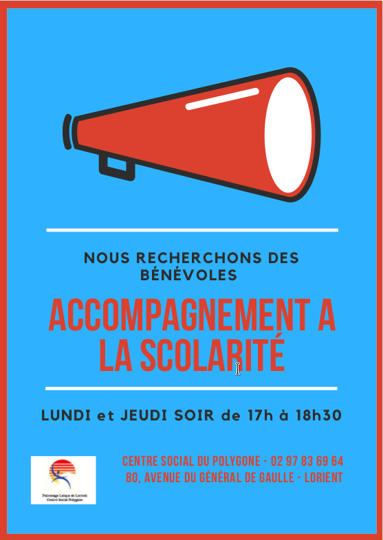 accompagnement scolarite